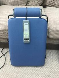 Boxed Niagara Super Deluxe Therapy Cyclopad massage pad NHC.