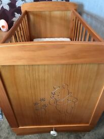 Winnie The Pooh crib