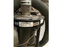Dewalt DW60 dust extractor