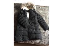 Girls Winter Jacket Next age 11-12
