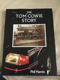 The tom cowie story book