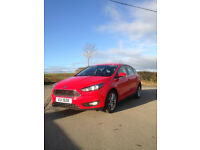 2015 Ford Focus Zetec 1.6 tdci ( not audi, bmw, vw, seat, golf, mercedes, leon)