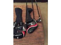 Maxfli golf set odyssey putter