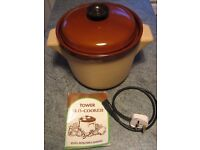 Tower brand Slo-Cooker