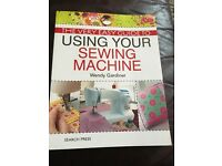 Easy guide for learning sewing machines New