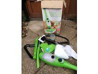 H20 Mop X5 steam cleaner