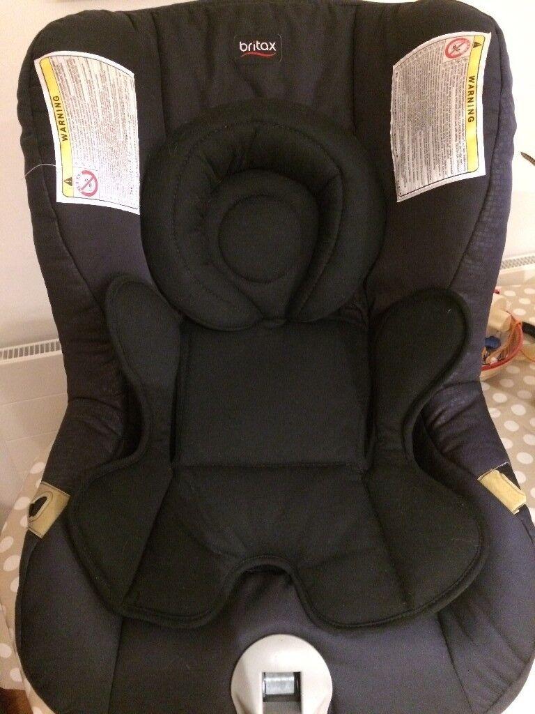 Britax First Class Plus With Newborn Insert