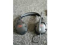 Kingston hyper X cloud stinger headset