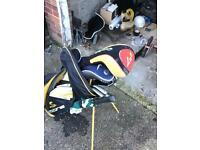 King Cobra golf club set, nike, taylormade, irons, driver, fairway woods