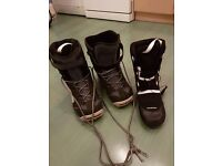 Snowboard boots ladies