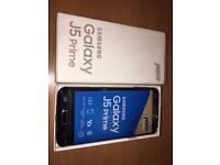 Samsung J5 Prime, Brand New, Original Accessories, 1 Year Warranty
