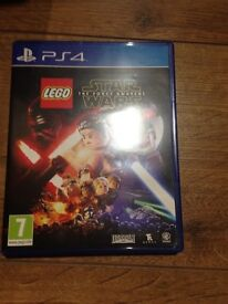 Lego Star Wars game PS4