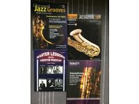 Tenor Saxophone Music Books