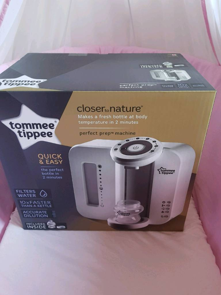Brand new tommee tippee perfect prep