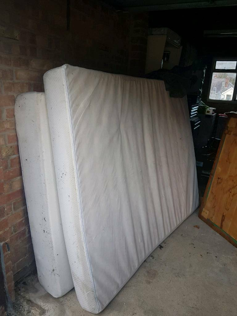 Mattresses free to collector