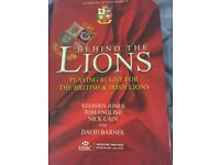 """Rugby: """"Behind the Lions"""""""