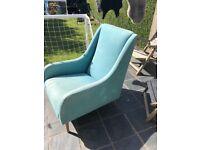 Chair needs reupholster