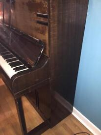 Upright piano for sale £70 ono