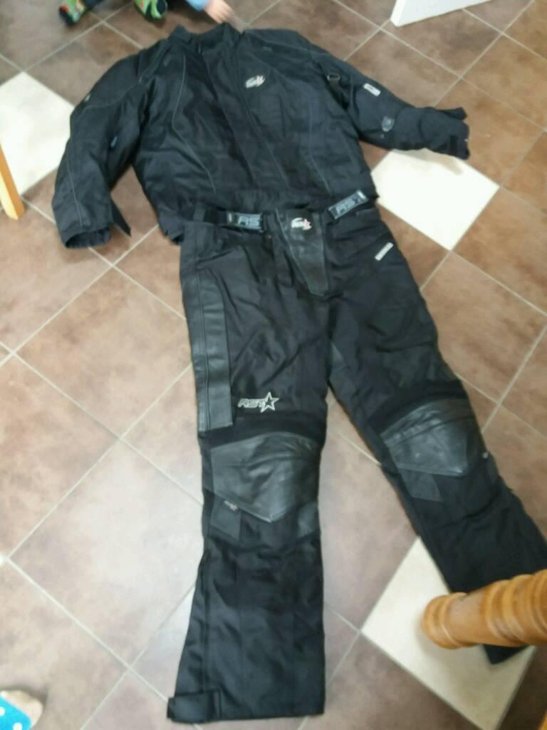Motorbike suit size XXL