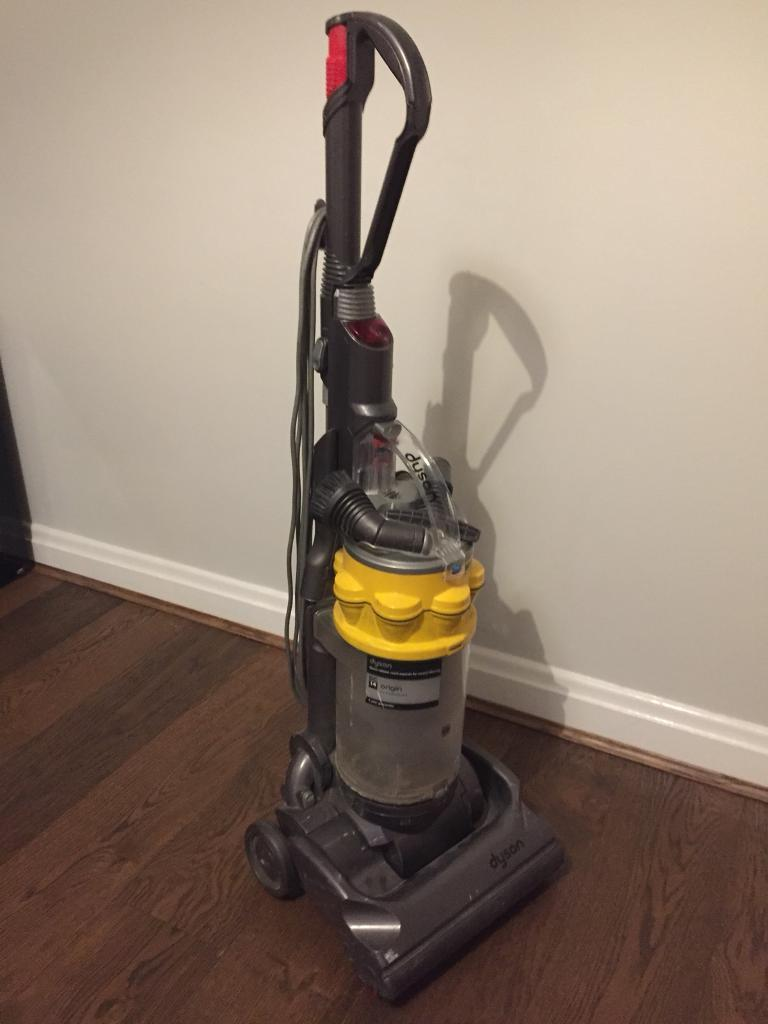 Dyson Dc14 Origin Bagless Upright Vacuum Cleaner In