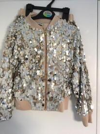 Next sequin skirt and matching jacket perfect for party age 4