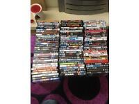 DVD bundle (93 dvds)