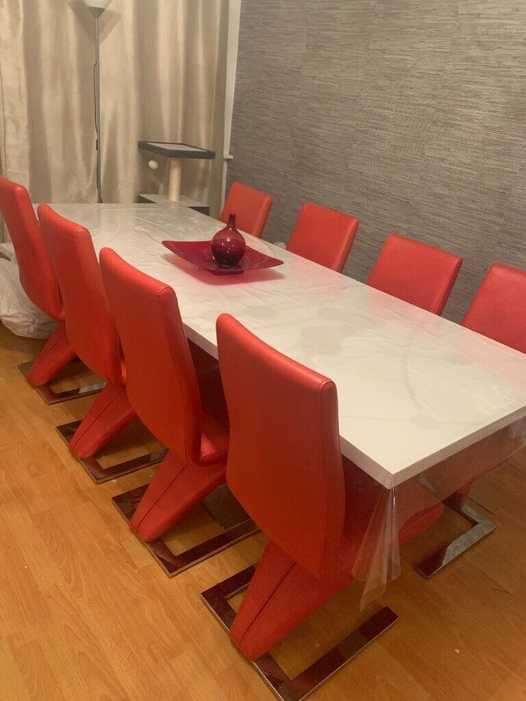 8 Dining Chairs For Sale In Romford London Gumtree