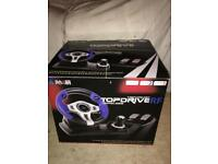 Topdrive gaming steering wheel
