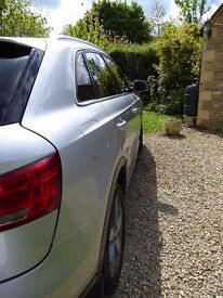 Audi Q3 S-Line Silver Diesel 2012, 51k, Immaculate Condition