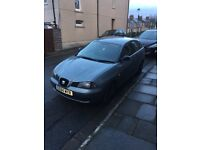 SEAT IBIZA 1.4 TDI FOR SALE £499