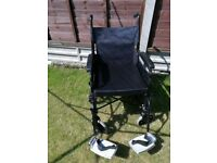 Lomax Uni 9 Wheelchair *will post*