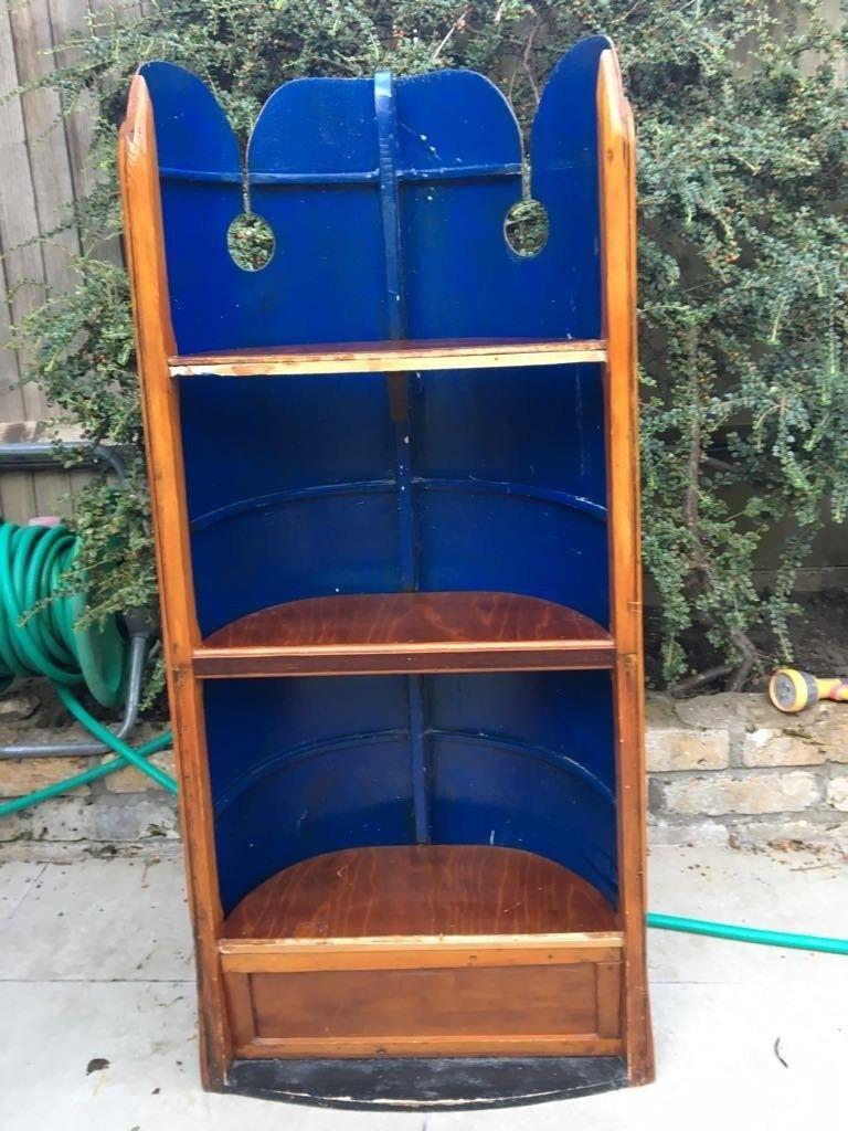 Boat Shelf Unit Bookcase In Chiswick London Gumtree