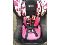 Baby Weavers Group 1 Car Seat