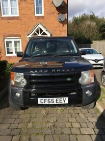 LAND ROVER DISCOVERY 2006 BLACK