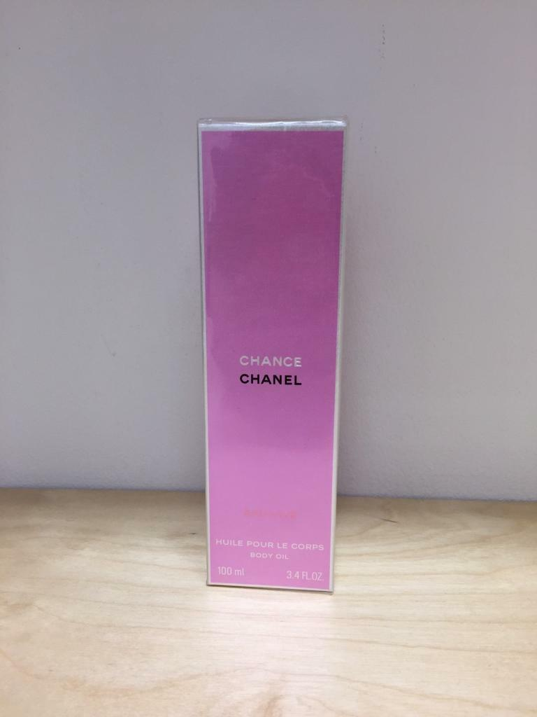 2c83472d RRP £32 New in sealed box Chanel chance body oil 100ml | in Kingston,  London | Gumtree