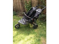 Nipper Out'n'About V4 Double ( Buggy Pushchair Stroller)