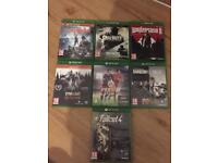 Xbox one game bundle or individual