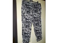 Ladies trousers size 12 and 14