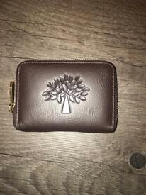 Mulberry coin purse