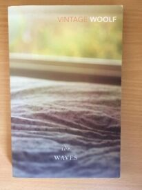 The Waves by Virginia Woolf