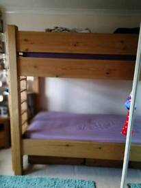 Bunk Beds Bespoke made by Old Image
