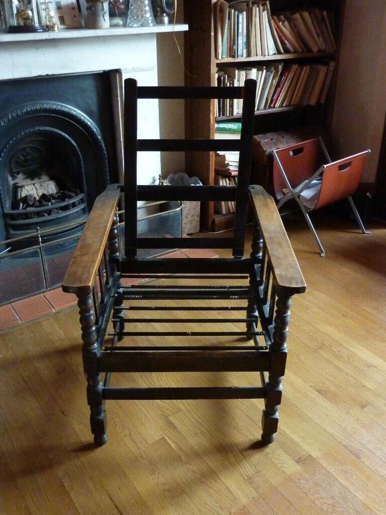Antique morris chair - Antique Morris Chair