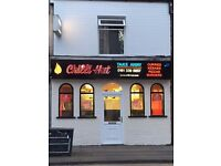 Takeaway Business for Sale | Fast Food & Indian | WT £4500 | Rent £160pw | Ashton-U-Lyne