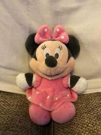 Mini Mouse Soft Toy