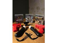 Sony PS3 Motion Gaming Bundle