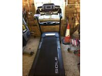 Year old Sole F63 Treadmill for sale