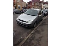 Silver Ford Focus - Great runner
