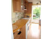 Charming 2 bed flat with outdoor deck
