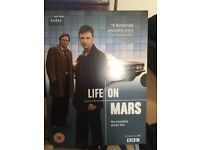 Life On Mars Complete Series 2