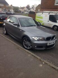 BMW 1 Series Coupe MSport